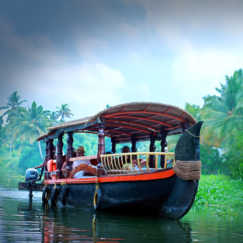 Alleppey Shikara Boats, Packages,Gallery, Houseboat
